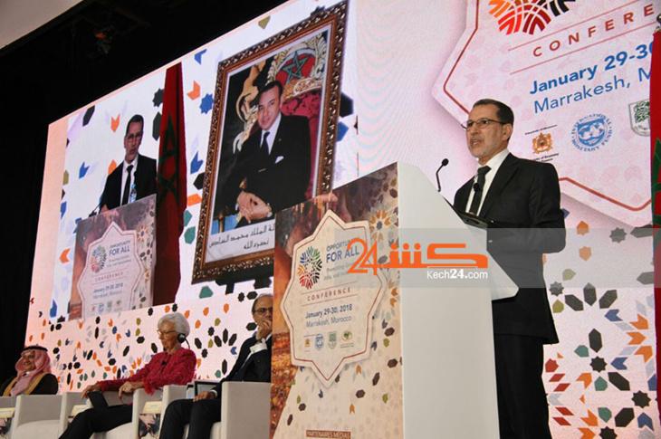 العثماني من مراكش.. العالم العربي يواجه تحديات كبرى + صور
