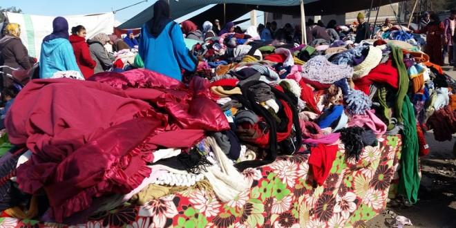 الملابس المُهربة تستنفر الحكومة والمهنيين في المغرب