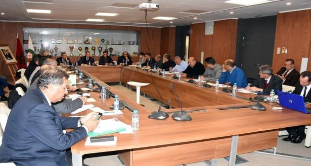 الاتحاد الافريقي لكرة القدم يهنئ المغرب على التنظيم المتميز لـ