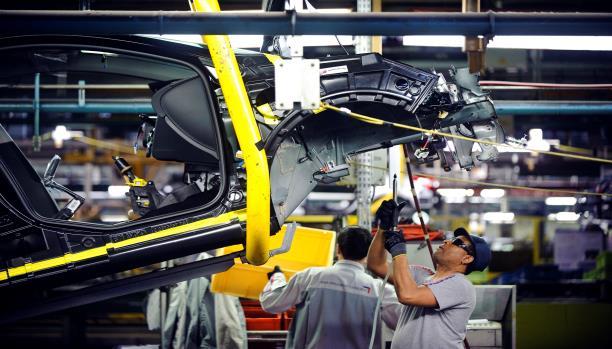 المغرب ضمن ثلاث أسواق واعدة عالميا في صناعة السيارات