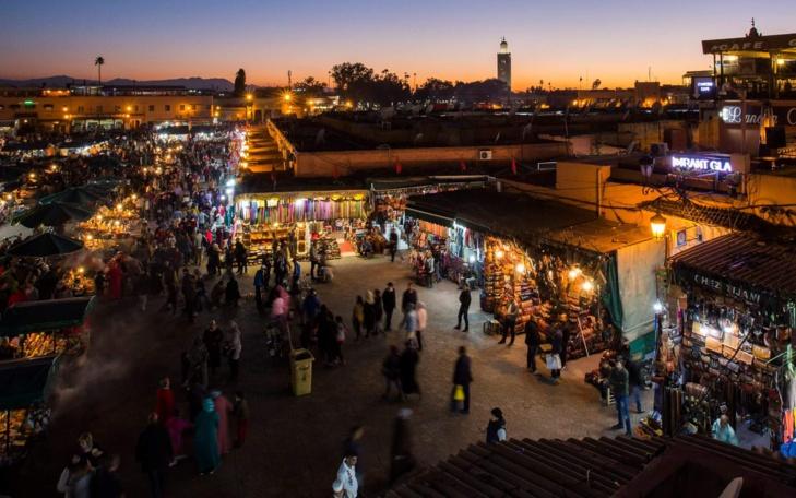 دراسة بريطانية تؤكد تفوق المغرب سياحيا على مستوى إفريقيا