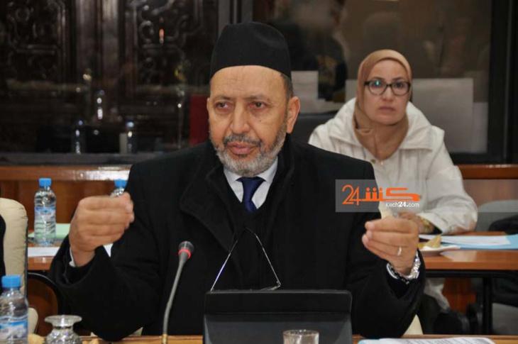 عمدة مراكش يمنع الصحافيين من تغطية دورة فبراير