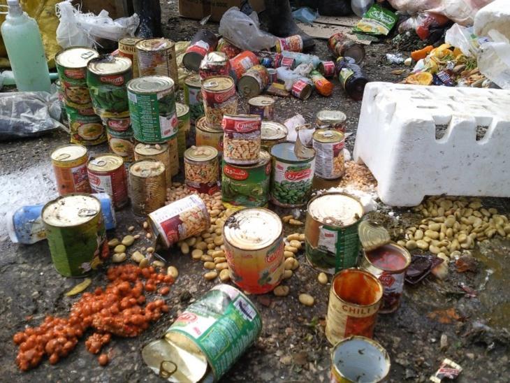 حجز وإتلاف أطنان من المواد الغذائية الفاسدة في طريقها لبطون المغاربة