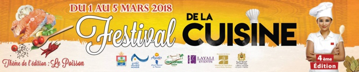 أكادير تستضيف فعاليات مهرجان الطبخ الدولي في دورته الرابعة