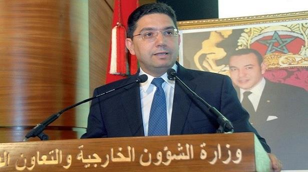 بوريطة: هذا موقف المغرب من إعمار العراق وحربه على داعش