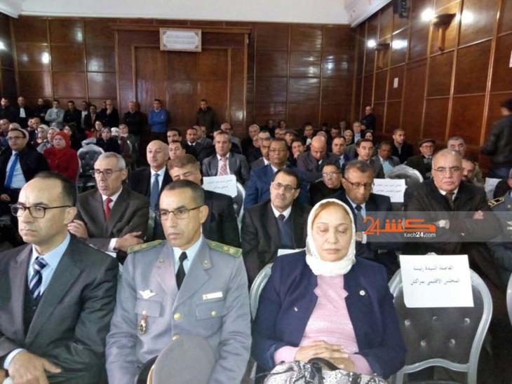 بالصور.. افتتاح السنة القضائية الجديدة بمراكش باستعراض المنجزات والطموحات