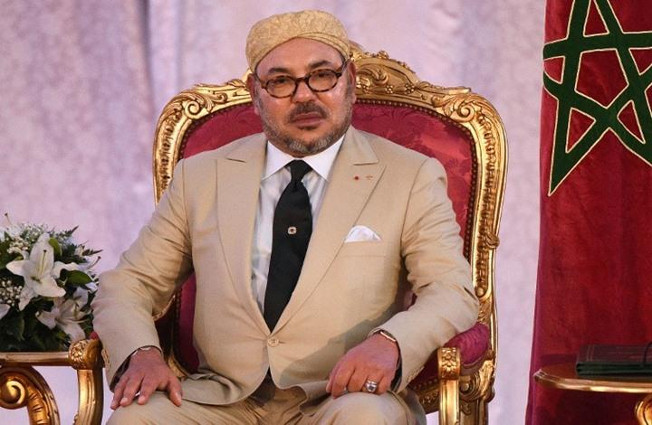 الملك محمد السادس يعزي عاهلة مملكة الدانمارك إثر وفاة زوجها