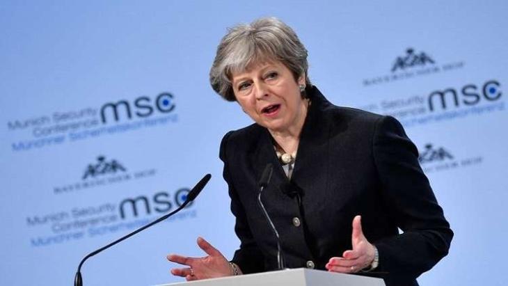 لندن تدعو لمعاهدة أمنية جديدة مع الاتحاد الأوروبي