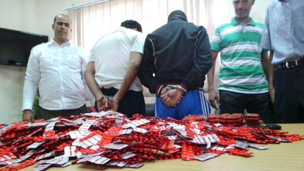 اعتقال بزناسة يستغلون الاطفال لترويج الأقراص المهلوسة