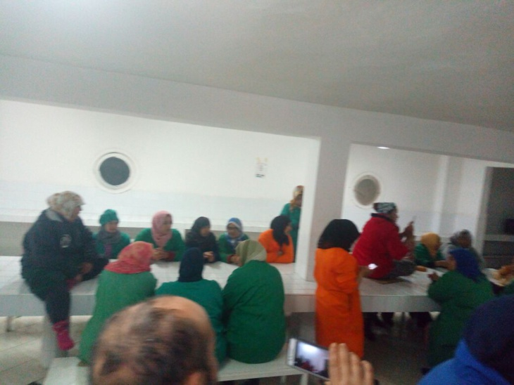 حقوقيون يطالبون بتدخل فوري لإنصاف 60 عاملة بشركة بمراكش.