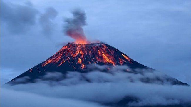 اكتشاف بركان عظيم قد يقتل ثورانه 100 مليون إنسان
