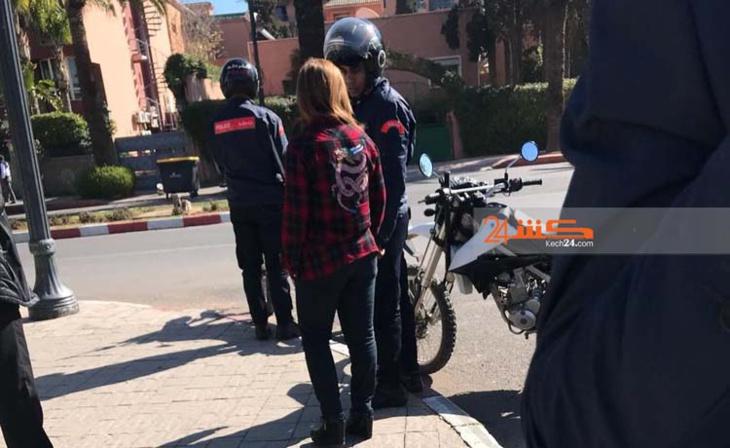 عصابات س90 تضرب من جديد بشوارع مراكش + صورة