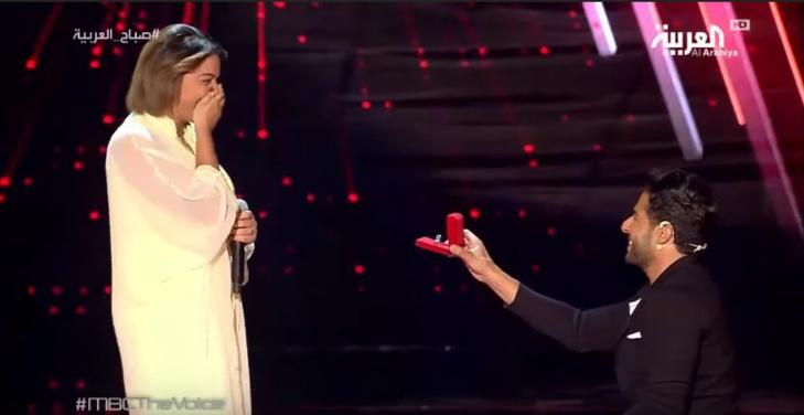 شابة مراكشية تبهر حكام The voice + فيديو