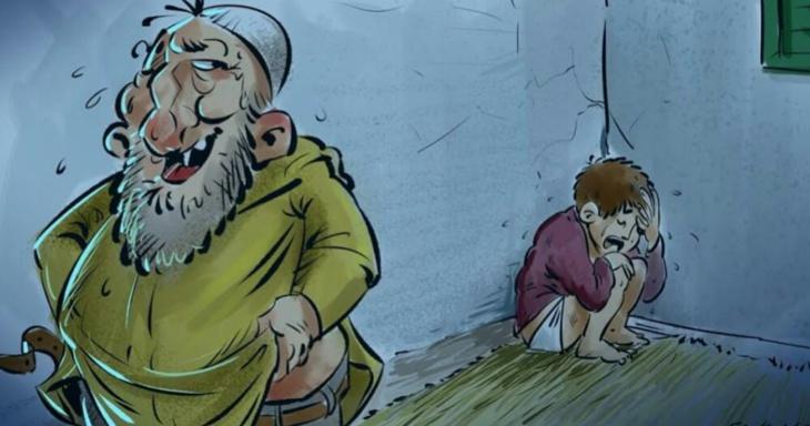 تفاصيل ممارسة فقيه الجنس على أطفال داخل المسجد