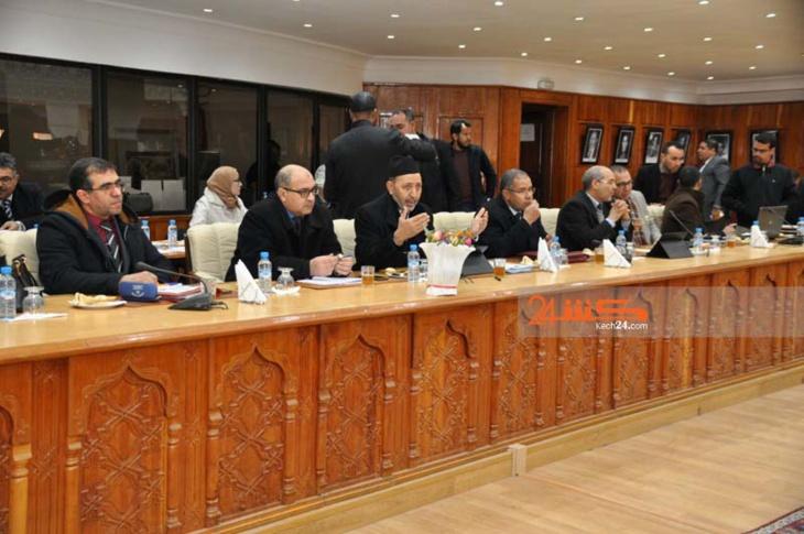 هذا ما سيتدارسه المجلس الجماعي لمراكش في الجلسة الثالثة من دورة فبراير