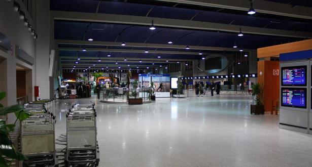 الكشف عن نسبة تقدم أشغال توسيع وإعادة تهيئة المحطة الجوية 1 لمطار محمد الخامس
