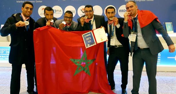 انتخاب اتحاد المخترعين المغاربة عضوا بالفيدرالية الدولية لجمعيات المخترعين