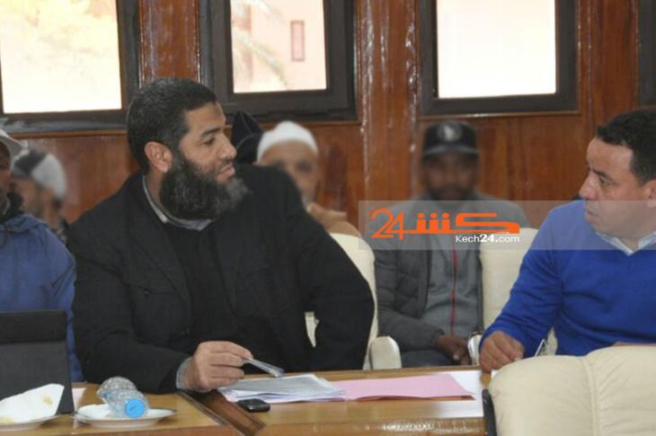 خليل بولحسن يقدم استقالته من فريق الحكامة بالمجلس الجماعي لمراكش