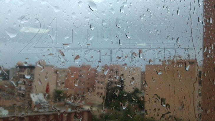 أمطار متفرقة ببعض المناطق في توقعات طقس الخميس