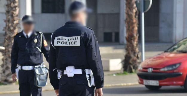 إهانة شرطيين يجر عشريني إلى سجن مراكش
