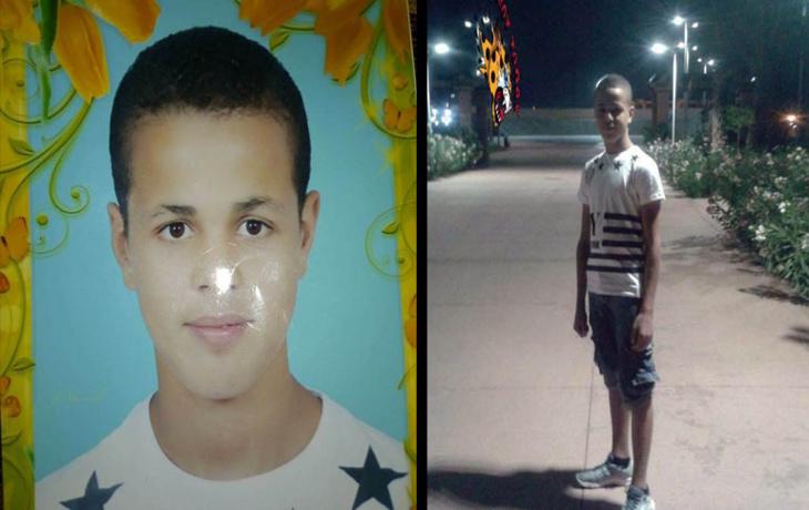 نداء من أجل المساعدة في العثور على طفل مختفي بمراكش