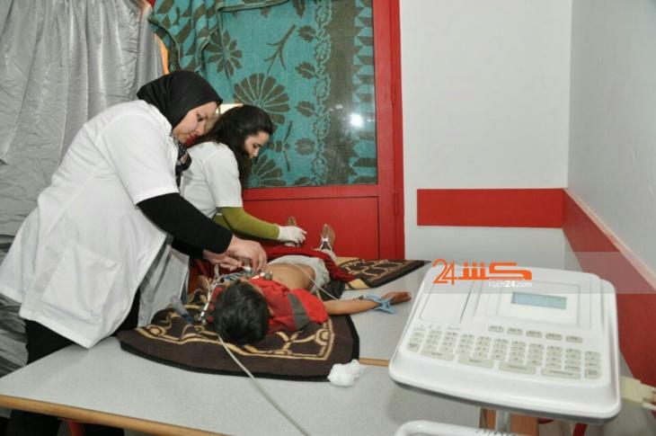 قافلة طبية متخصصة تستهدف معوزين بضواحي مراكش + صور