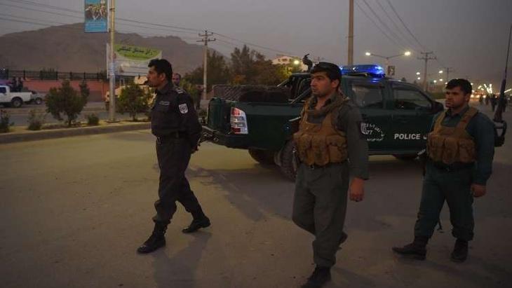 مصرع 5 من رجال الأمن بهجوم في أفغانستان