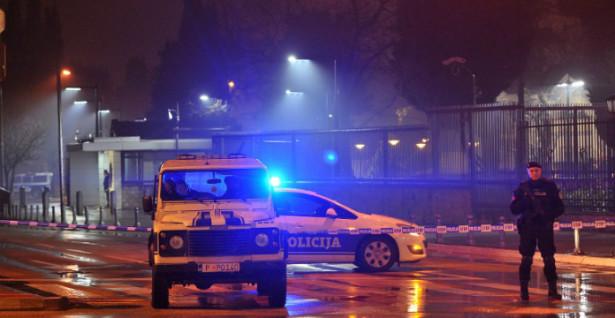 هجوم انتحاري قرب السفارة الاميركية بمونتينيغرو