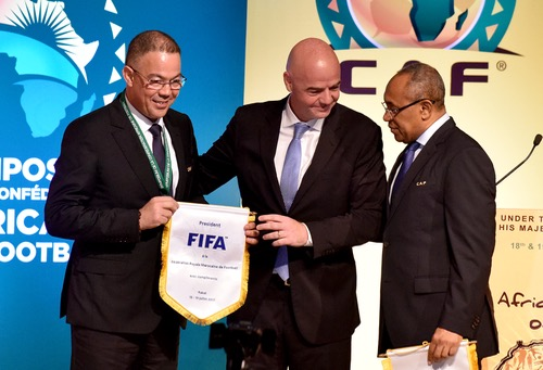 مراكش تحتضن المناظرة الأولى حول كرة القدم النسوية بحضور رئيس الفيفا