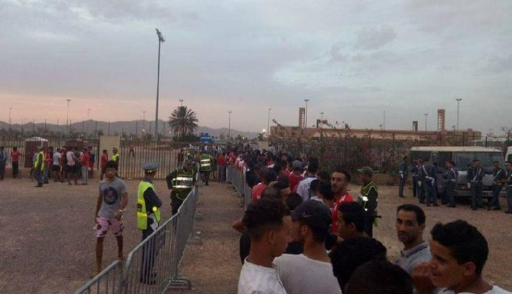 منع جماهير الرجاء البيضاوي من التنقل الجماعي إلى مراكش