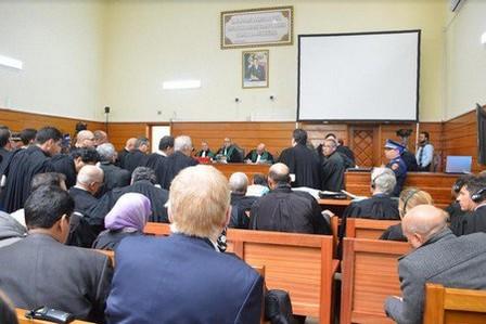 صدور أحكام قضائية في حق متهمين بالإرهاب