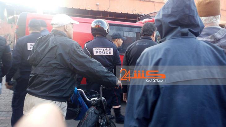 نقل عشرات التلاميذ إلى المستشفى بعد اختناقهم بغاز البوتان