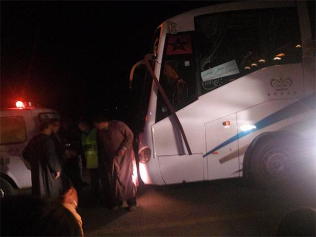 3 قتلى وعدد من الجرحى في حادثة سير مروعة