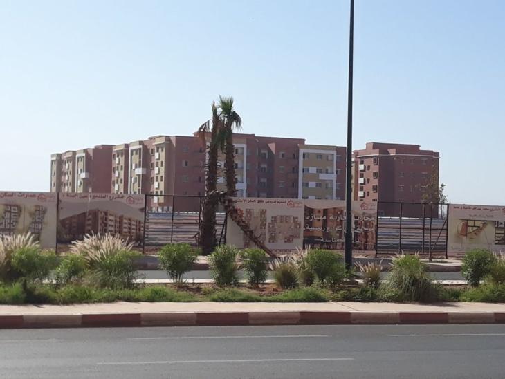 أصحاب شقق للسكن الاقتصادي بمراكش يناشدون المسؤولين للتسريع في المساطر للاستفادة منها