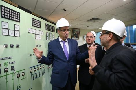 الرباح: المغرب اكتسب خبرة متميزة في قطاع الكهربة