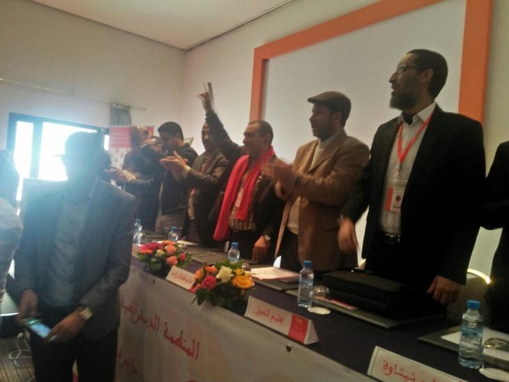 المنظمة الديمقراطية للشغل تعقد مؤتمرها الجهوي بمراكش