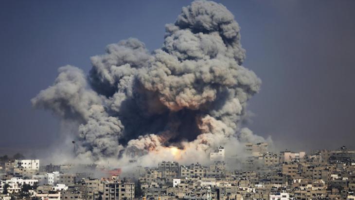 تقرير ينذر باندلاع حرب واسعة بالشرق الأوسط