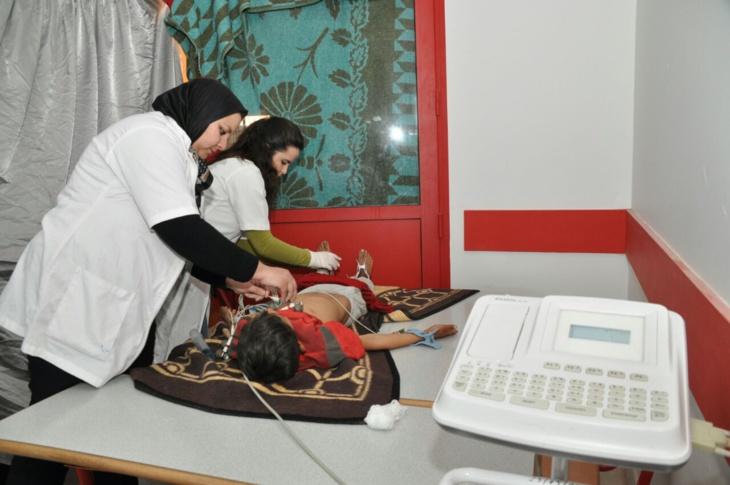 قافلة طبية متعددة التخصصات تستهدف 670 شخصا بضواحي مراكش + صور