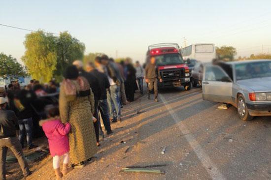 عاجل: مقتل شخص في حادثة سير مروعة بمراكش