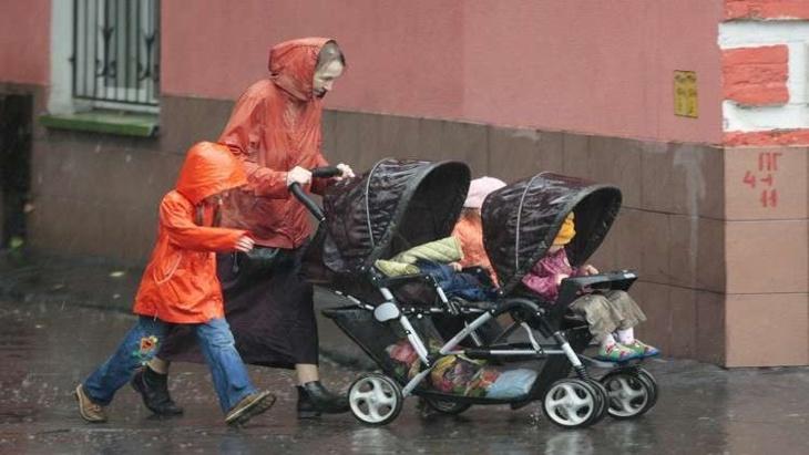 هذه علاقة بين الأمومة والشيخوخة المبكرة