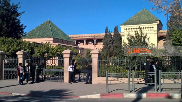 أنصار الرجاء البيضاوي يعتدون على مصور