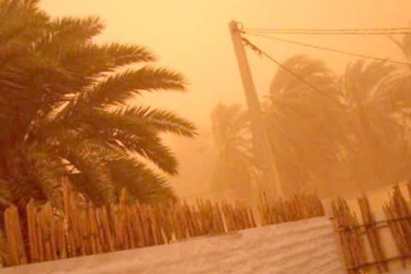 عاجل: طفل أول ضحايا الرياح الهوجاء التي تضرب جهة مراكش