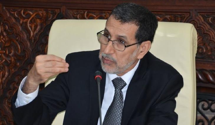 العثماني يطالب بتقديم الدعم لمجموعة العمران