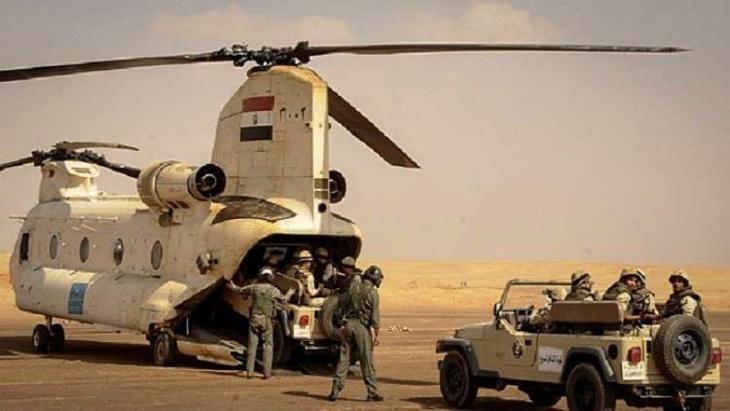 إسرائيليون يشتكون من تشويش الجيش المصري على اتصالاتهم!