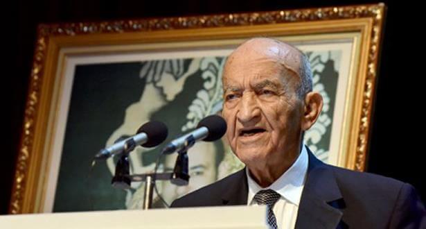 الكشف عن فحوى وصية الراحل عبد الرحمان اليوسفي