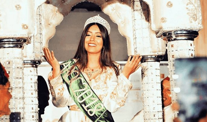 تتويج مراكشية ملكة جمال المغرب 2018 Kech24 Maroc News ك شـ24 جريدة إلكترونية مغربية