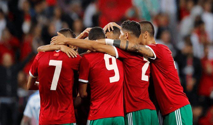 المنتخب المغربي ينهي اقصائيات الكان بانتصار صغير على نظيريه البورندي