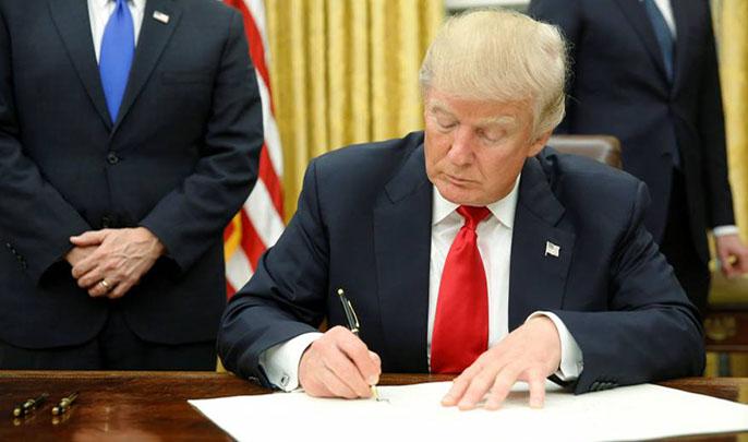 الإدارة الأمريكية تعلن اتخاذ إجراءات جديدة بشأن الهجرة