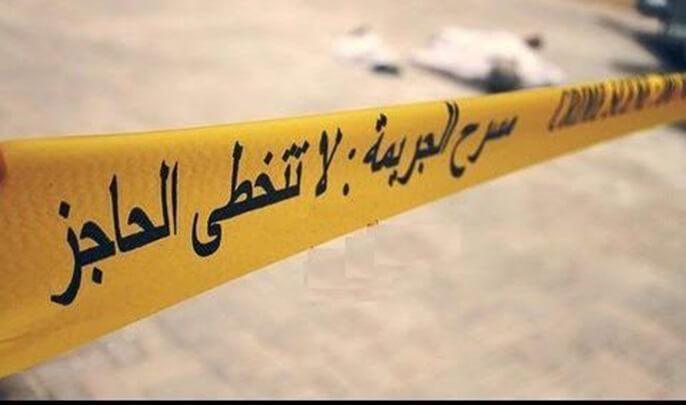 رب أسرة يقتل زوجته ويصيب أولاده و14 شخصا من عائلتها