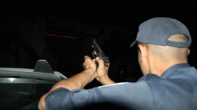 كلميم: اطلاق النار على مبحوث عنه على الصعيد الوطني خلال عملية إيقافه